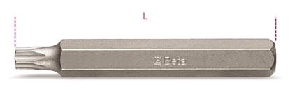 Afbeeldingen van BETA bits voor Torx schroeven 867TX/L T45