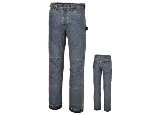 Picture of BETA jeans werkbroek 7526XL
