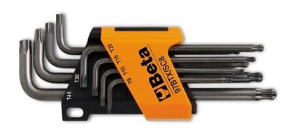 Afbeeldingen van BETA set Torx-sleutels 97BTX/SC8 PROMO