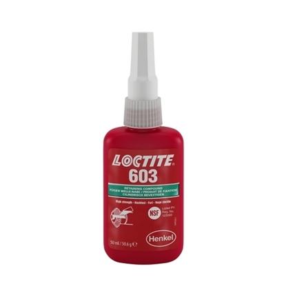 Afbeeldingen van Loctite bevestiging 603 - 50 ML
