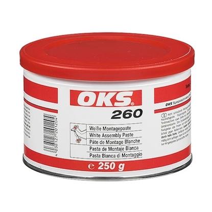 Afbeeldingen van Oks witte montagepasta 260 - 250 ML