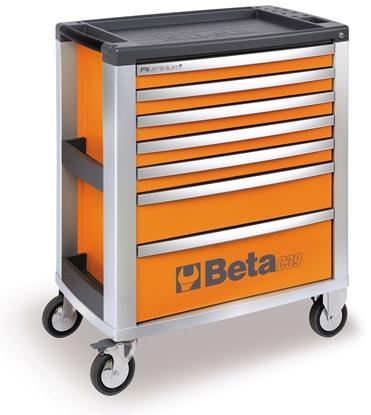 Afbeeldingen van BETA gereedschapswagen ALU C39/7 PROMO