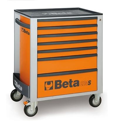 Picture of BETA gereedschapswagen C24S/7