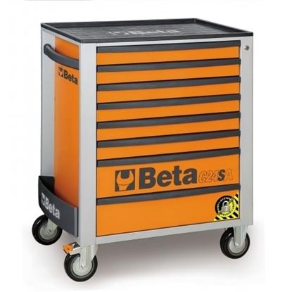 Picture of BETA gereedschapswagen C24SA/8