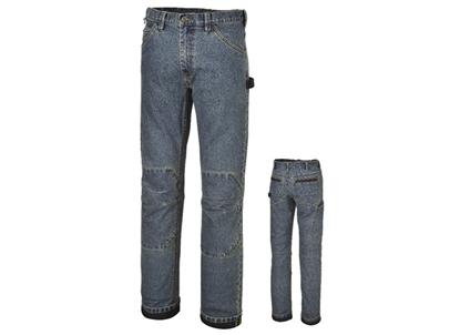 Picture of BETA jeans werkbroek 7526 S