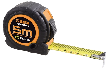 Picture of BETA Rolmeter ABS behuizing 1691/BM - 10 M PROMO