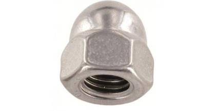 Picture of Hoge dopmoer DIN1587 RVS-A1 M10